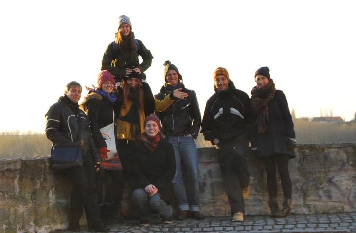 Vereinsausflug nach Bernburg, Dezember 2013