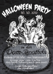 Einladung zur 1.Halloween-Party