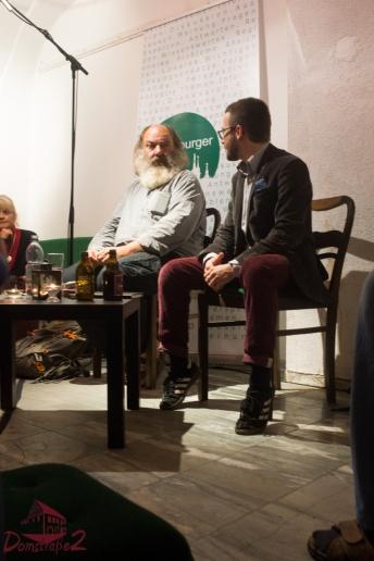 Merseburger Salon Antifaschismus als Feindbild