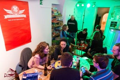 Spieleabend und VolXküche. Foto: Philipp Schüller