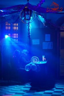 Lightnight-Auftaktparty
